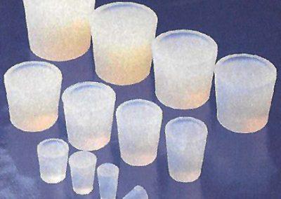 04-Tapones de silicona diferentes tamaños