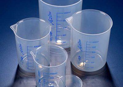 10-Vaso precipitado plástico