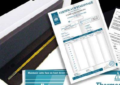 termómetros ASTM con y sin certificado